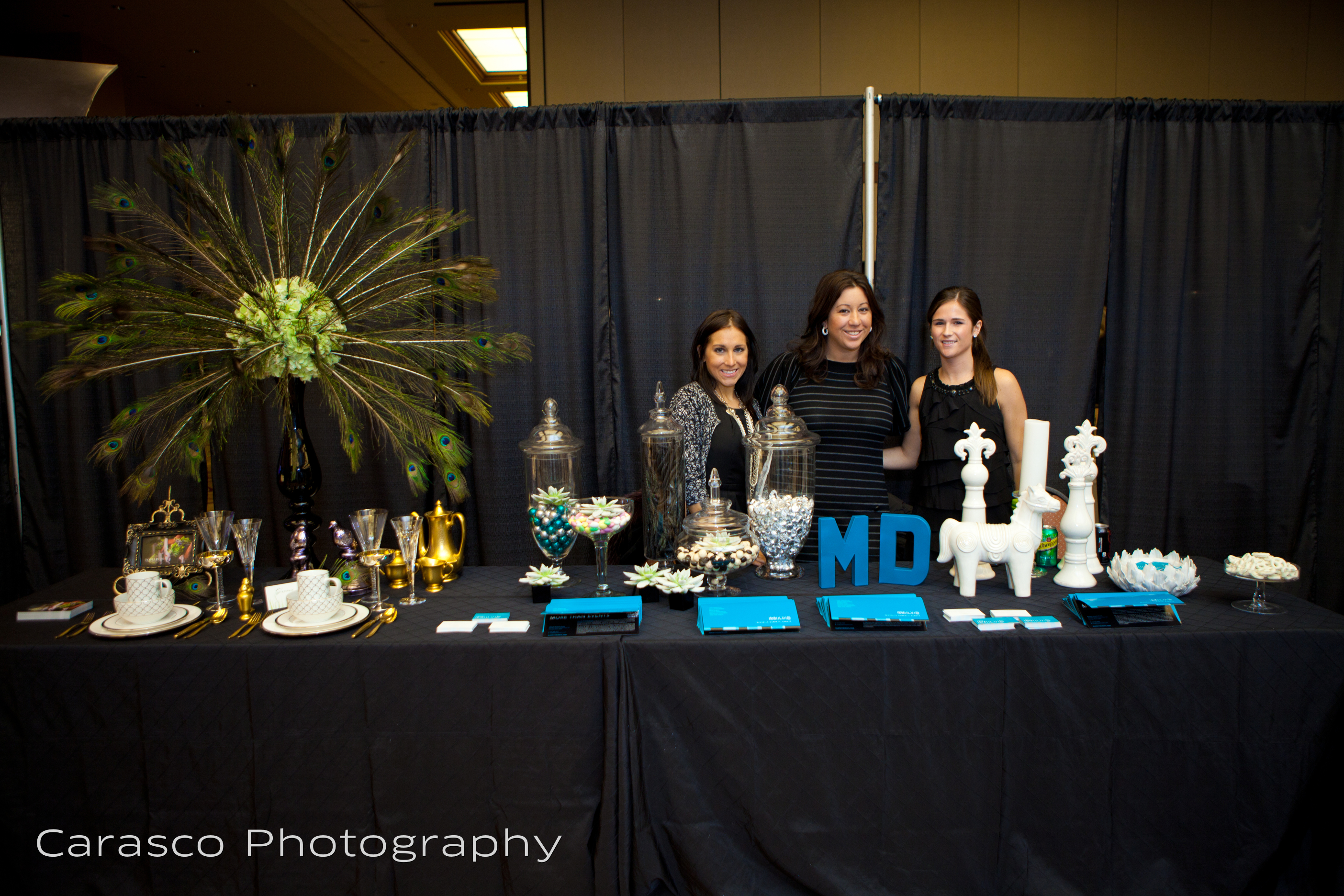 MDE Intern Lindsay talks about her first Bridal Expo….