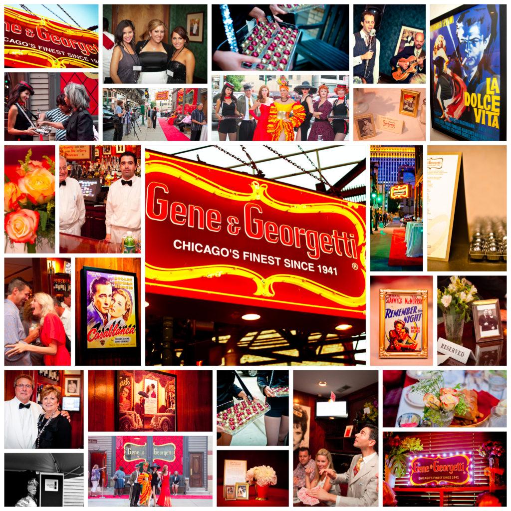 Gene & Georgetti's 70th Anniversary