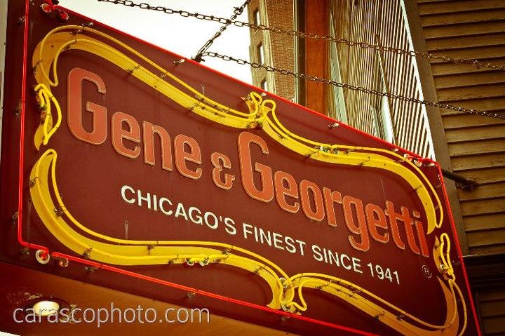 Gene & Georgetti – HOME.