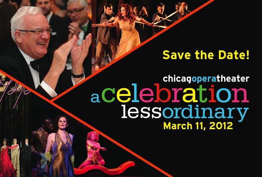 Chicago Opera Theater Gala- 2012