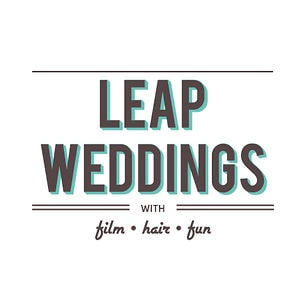 Thanks LEAP WEDDINGS!