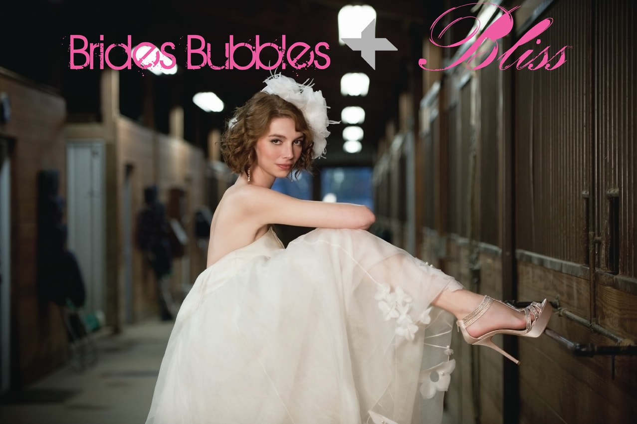 Brides, Bubbles & Bliss… Bachelorette Party Giveaway!