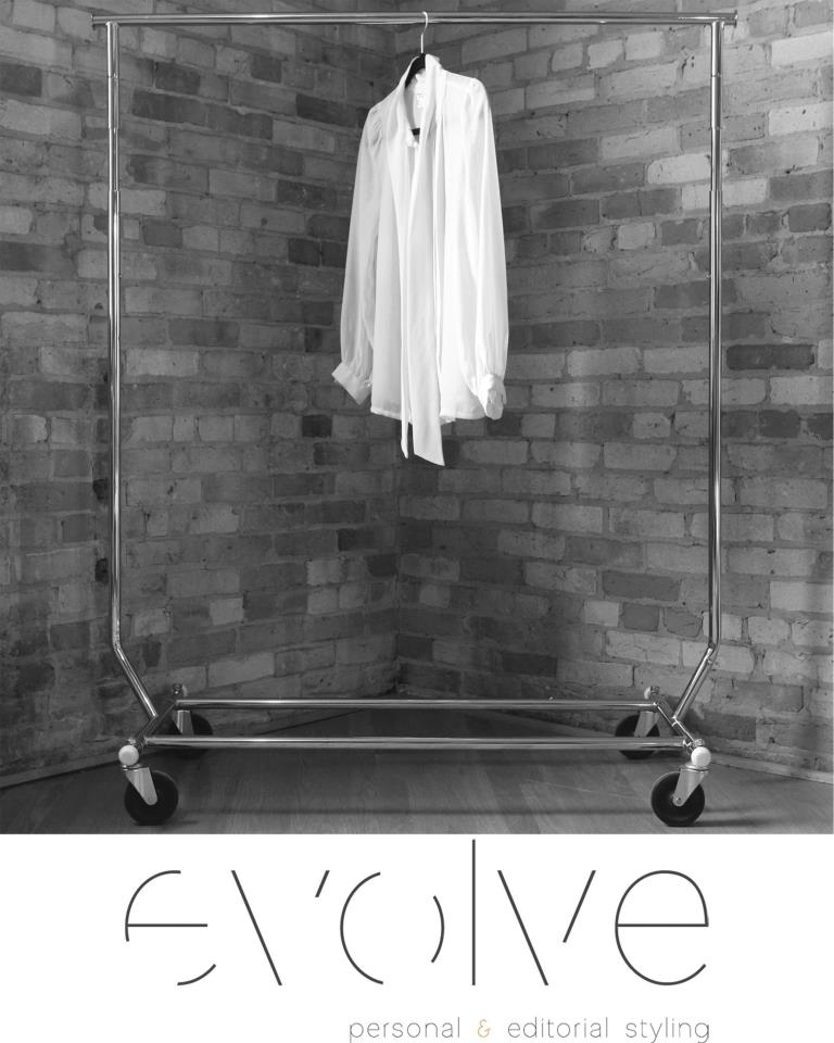 Evolve Chicago: Personal & Editorial Styling!