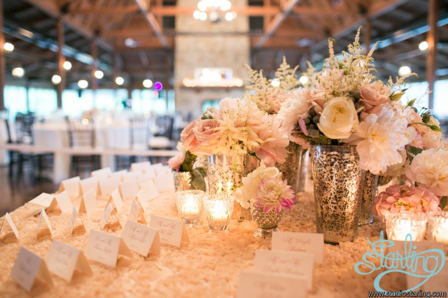 Gorgeous detail from Kate + Greg's Wedding!
