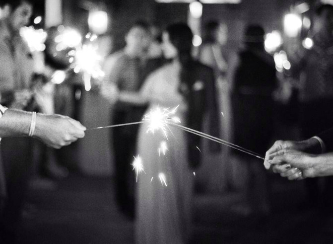 weddings are magical! And we love our jobs. Photo courtesy of Jen Lynne Photography