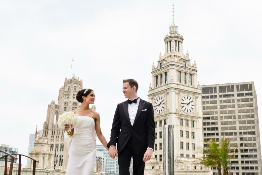 Real Wedding: Brittni + Steve on Chicago Style Weddings!