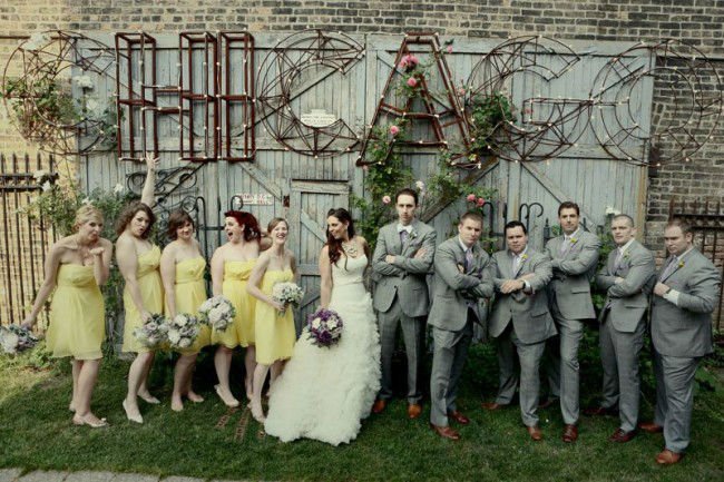 MDE featured on the Modern Weddings Blog!