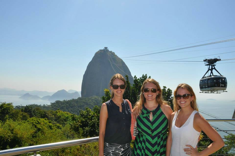 Sterling's Travels; an overview of Brazil, an ideal honeymoon location!