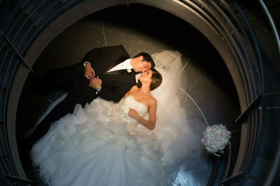 Sneak peek into Raffaella + Robertino's gorgeous wedding!