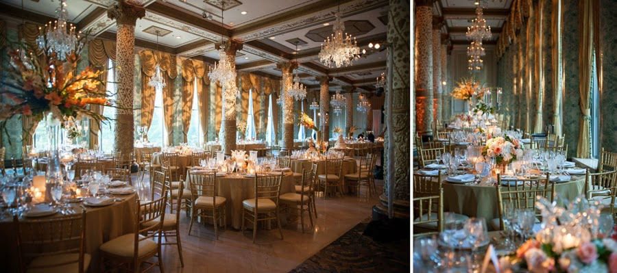 Lisa+Will's Classic Drake Hotel Wedding featured on Gerber & Scarpelli's blog!