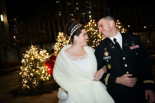 Beautiful December Wedding