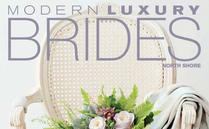 Modern Luxury : Hospitality Guru, Michelle Durpetti, has the ultimate background for planning an unforgettable wedding