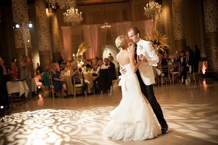 A Luxe Independence Day Wedding at Drake Hotel