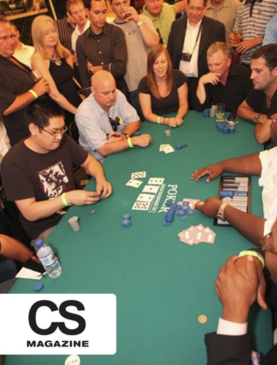 Chicago Social: Green Tie Ball Poker Event
