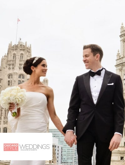 Chicago Style Weddings : Real Wedding: Brittni Pearson and Stephen Hoffman
