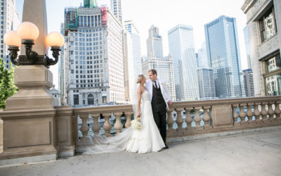 Carats & Cake Feature Lisa + Will's Chicago Wedding!