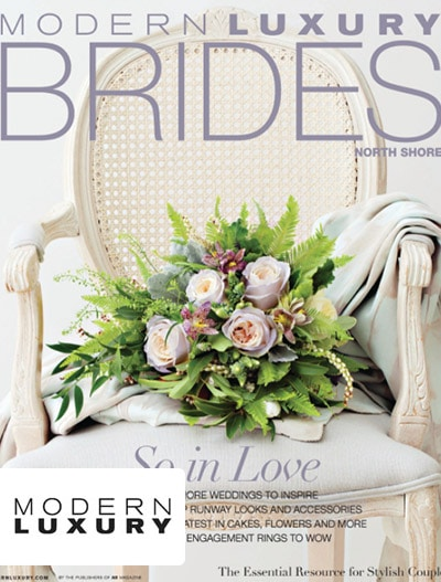 Modern Luxury Brides: The Simple Art of Happy (pg. 112)
