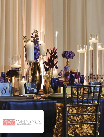 Chicago Style Weddings : Designer's Challenge
