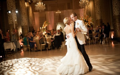 A Luxe Independence Day Wedding at Drake Hotel in Chicago, Illinois