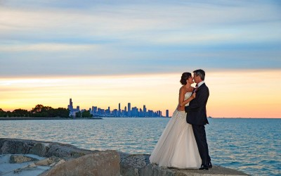 MDE Couple, Dina Bair and John Maher, Featured on Chicago Splash!