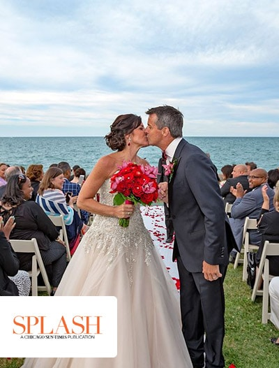 Chicago Splash: Ever After, Dina Bair and John Maher