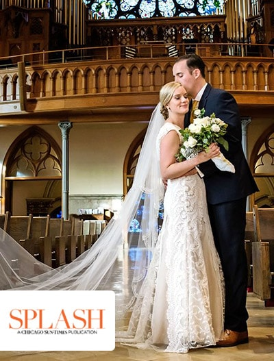 Chicago Splash: Ever After, Rachel Ansay + Alan Neva