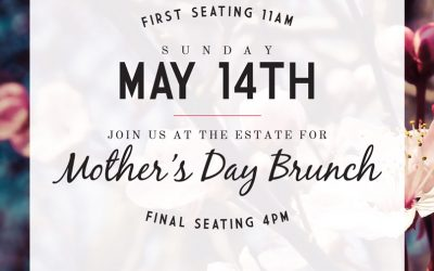 2017 Mother's Day Brunch at The Estate by Gene & Georgetti in Rosemont