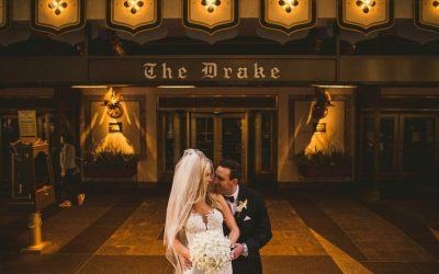 Spring Wedding at The Drake in Chicago