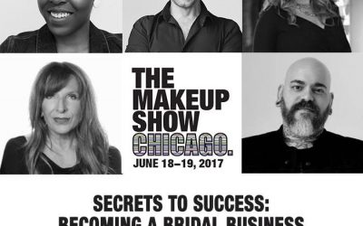 Michelle to speak at The Makeup Show Chicago 2017