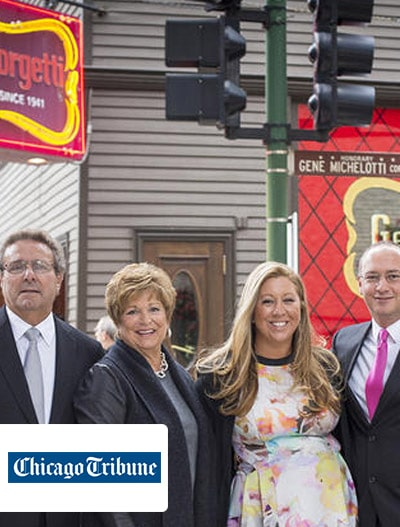 Chicago Tribune: Gene & Georgetti expanding to Rosemont