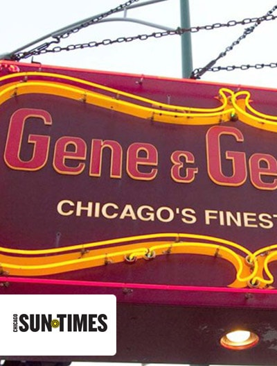 Chicago Sun Times: Gene & Georgetti stakes out another spot in River North