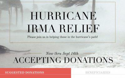 Hurricane Irma Drive
