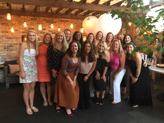 michelle durpetti chicago bridal shower