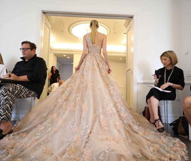 New York Bridal Fashion Week Day Two