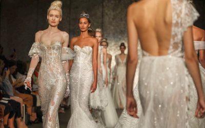 New York Bridal Fashion Week 2017!