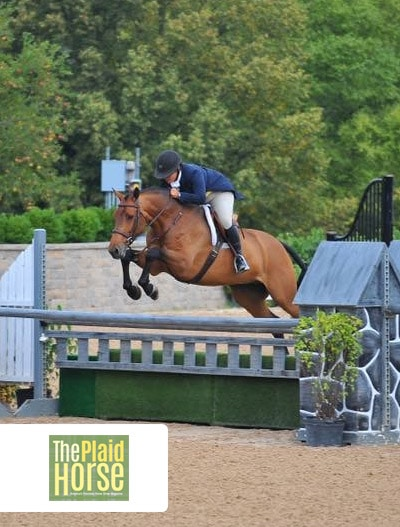 The Plaid Horse: Making an Equestrian Passion a Priority as an Amateur