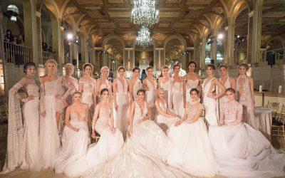 Day Three Of New York Bridal Fashion Week