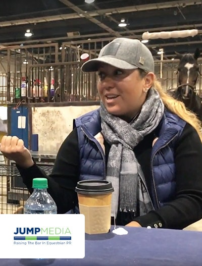 Jump Media : 50 Questions with Caitlyn Shiels and Michelle Durpetti
