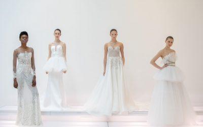 Day 2 of New York Bridal Fashion Week!
