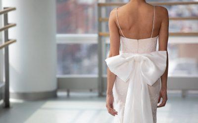 Day 1 of New York Bridal Fashion Week!