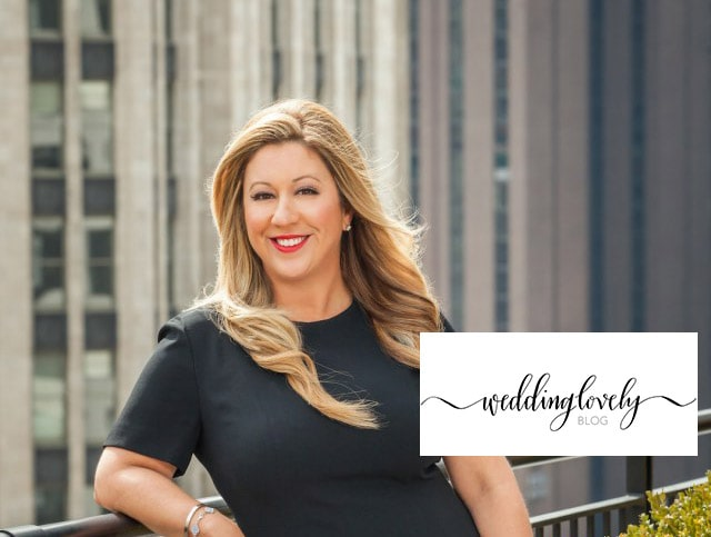 Michelle Featured in Wedding Lovely!