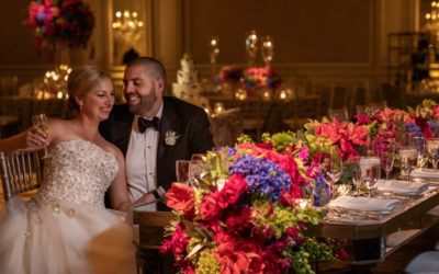 Liz & Travis At The Four Seasons
