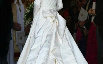 A Stunning Royal Wedding