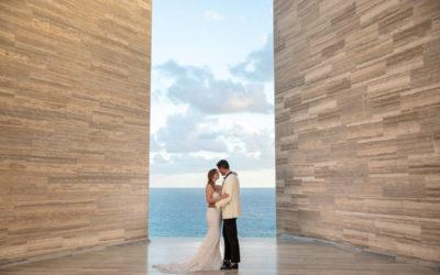 Oceanside Mexico Wedding Featured In Inside Weddings
