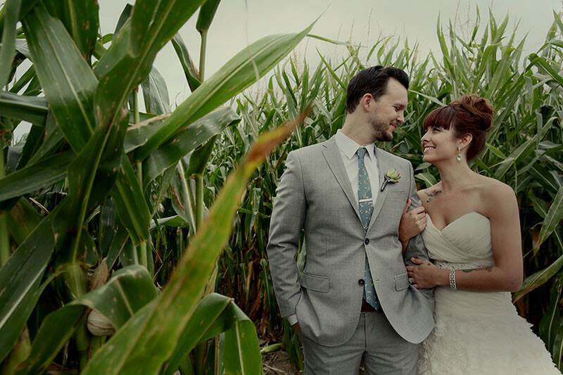 MDE Weddings: Fall In Love with Steph and Karl