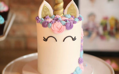 Unicorn Inspired First Birthday Party