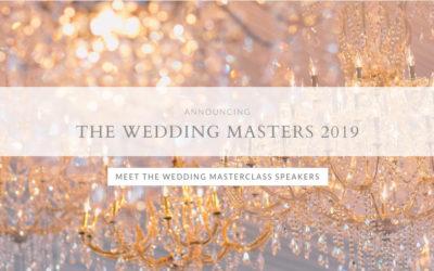 Michelle to Speak at Wedding Masterclass