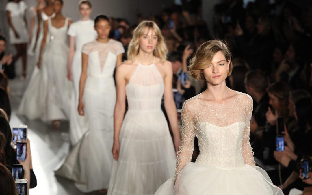 New York Bridal Fashion Week, Spring 2019, Day 2