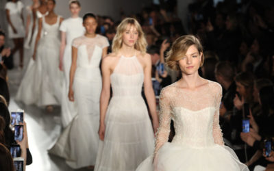 New York Bridal Fashion Week, Spring 2019, Day 2