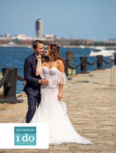 Destination I Do : A Boston Destination Wedding